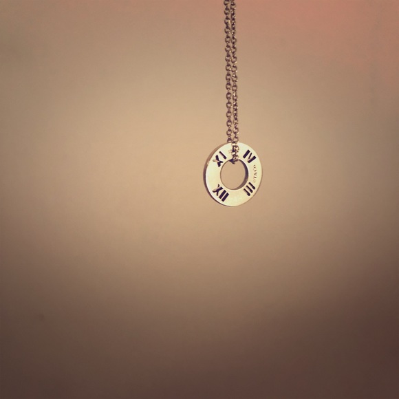 72e5a13e8 Tiffany & Co Atlas Pierced Pendant Sterling Silver.  M_5a5677933b1608d014018fd2